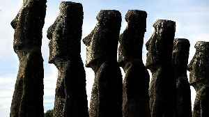 'The British have our soul:' Easter Island delegation requests British Museum return statue [Video]