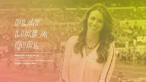 Play Like A Girl Podcast 15: Sports anchor/reporter - AJ McCord [Video]