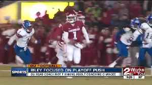 Lincoln Riley focused on Playoff push, not Defensive Coordinator hire [Video]