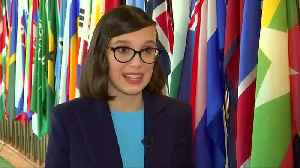 Netflix star Millie Bobby Brown named youngest-ever UNICEF envoy [Video]