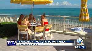 Palm Beach County tourism numbers are up [Video]