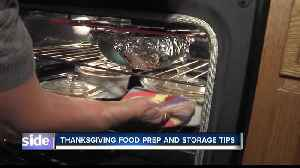Thanksgiving food safety tips and tricks [Video]