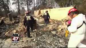 Rain in wildfire-scarred Northern California will end fire threat, bring new ones [Video]
