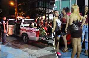 Pattaya Beach Road Girls Rounded Up [Video]