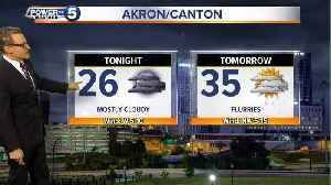 Cleveland weather forecast [Video]