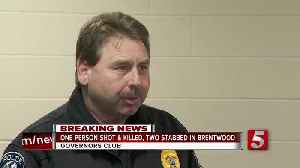Police: Father kills knife-wielding son-in-law in attempt to save daughter [Video]