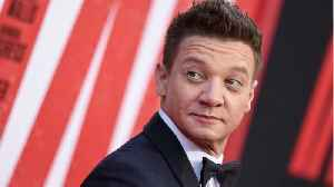 New BTS Pic Of Avengers' Jeremy Renner Released [Video]
