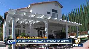 State revokes the license of a local contracting company [Video]