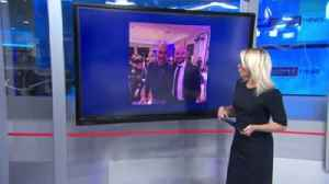 Warne: I nicked Pep for a photo! [Video]