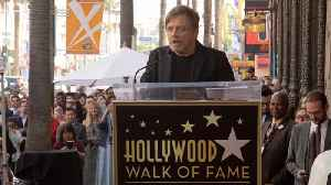 Mark Hamill encourages children with limb differences to live positively [Video]