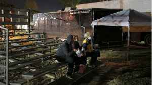 Rains To Help Firefighters, Affect California's Homeless [Video]