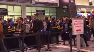 Thanksgiving travel rush underway [Video]