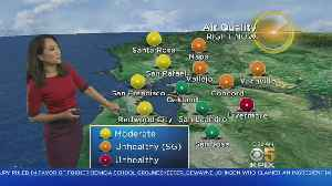 Mother Nature Begins Cleansing Bay Area Skies [Video]