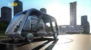 This Self-Driving Hotel Room Could Revolutionize The World Of Travel [Video]