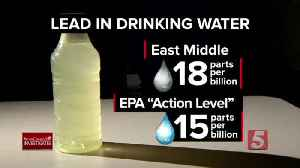 One-hour special looks back at lead contamination issues in Metro Schools [Video]