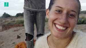 Witness Describes Moment Italian Woman Was Kidnapped In Kenya [Video]