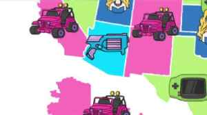 Take a trip down Memory Lane: Most Popular '90s toys in each state [Video]