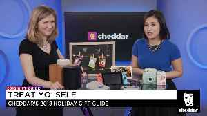 Cheddar's Treat Yo' Self 2018 Holiday Gift Guide [Video]