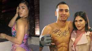 UFC Fighter Rachael Ostovich Breaks Silence After Husband Nearly Beats Her To Death [Video]