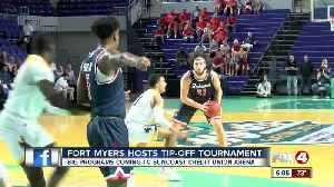 Tip-Off Tourney predicted to boost SWFL tourism [Video]