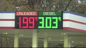 Gas Under $2 In Henderson, Fill Up Your Tank Before Thanksgiving Travel [Video]