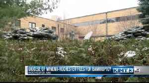 Diocese bankruptcy filing [Video]