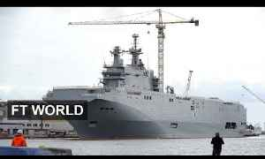 France halts warship sale to Russia [Video]