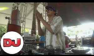 Seth Troxler in Miami Live from DJ Mag Pool Party (WMC) [Video]