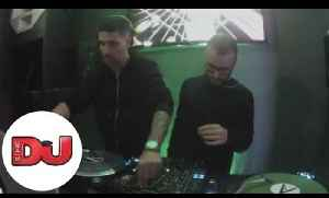 Hector Couto B2B Cuartero LIVE DJ Set from DJ Mag HQ [Video]