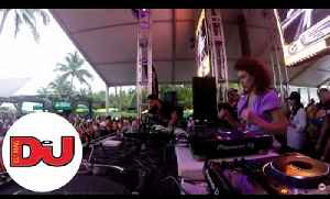 Cassy live DJ Set from The Sunday School in Miami [Video]