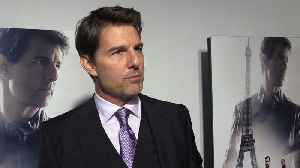 Tom Cruise sent Stanley Tucci cryogeninc chamber as a wedding gift [Video]