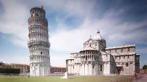 So, Should We Call It 'The Slouching Tower Of Pisa' Now? [Video]