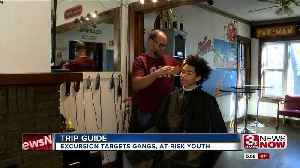 Guiding at-risk youth away from gang culture [Video]