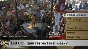 UCF Football Now: Recapping College GameDay, previewing USF and talking turkey [Video]
