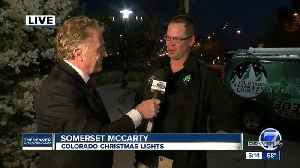 Colorado Christmas Lights helps Denver7 ring in the holiday season [Video]