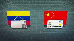 Venezuela's smart ID card created with the help of China's ZTE [Video]