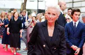 Emma Thompson has defended her decision to wear trainers to receive her damehood [Video]