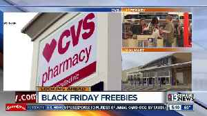 Freebies at stores before Black Friday [Video]