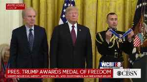 Medal of Freedom [Video]