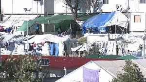 Conditions worsen in Greece's largest refugee camp [Video]