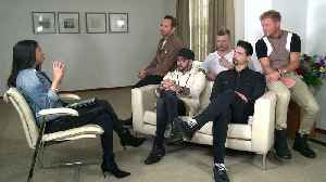 Backstreet Boys reveal all about new album DNA [Video]