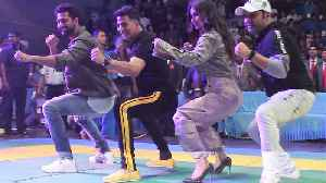 Mouni Roy, Kapil Sharma, Vicky Kaushal at Xth Akshay Kumar Kudo Tournament; Watch Video | FilmiBeat [Video]