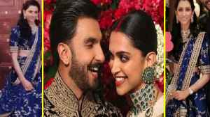 Deepika Padukone's sister Anisha Padukone steals limelight in DeepVeers Reception| FilmiBeat [Video]