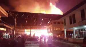 Fire At Paper Factory Causes $3m Damage [Video]