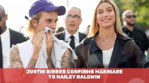Hailey Baldwin Has Transitioned To Hailey Bieber [Video]