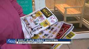 Bargain hunters flock to Kohl's on Thanksgiving for early deals [Video]