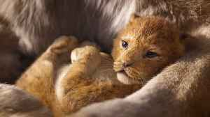 'The Lion King' Trailer [Video]