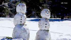 Here's How to Build the Perfect Snowman, According to Science [Video]