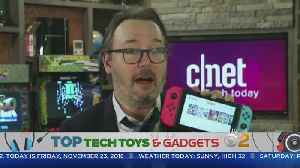 This Year's Top Gadgets [Video]