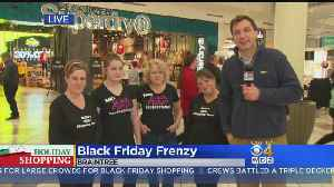 The Bellas Extend Black Friday Shopping Tradition Into 34th Year [Video]